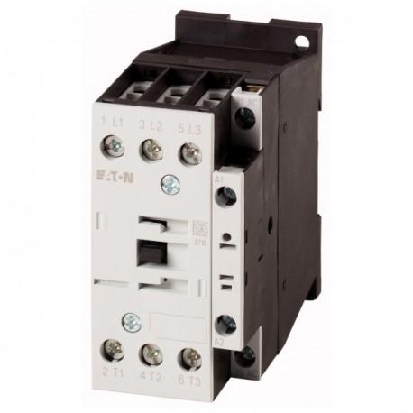 277050 Teljesítmény kontaktor, 7,5kW/400V, DC
