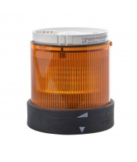 Harmony XVB O70 fényoszlop fénymodul, LED, folyamatos fényű, narancs, 24VAC/DC