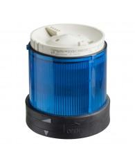 Harmony XVB O70 fényoszlop fénymodul, LED, folyamatos fényű, kék, 24VAC/DC