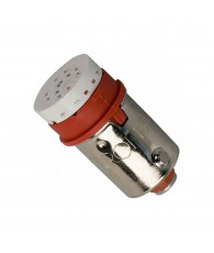24 VAC/DC-s piros LED A22-es nyomógombhoz és M22-es jelzőlámpákhoz.