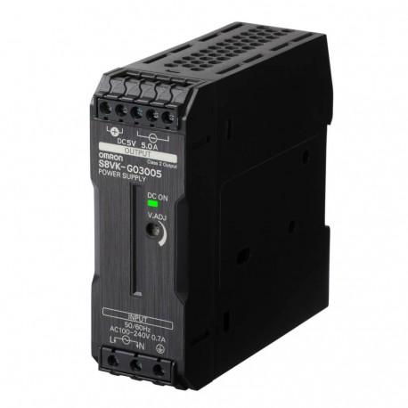 Kapcsolóüzemű tápegység 100-230 VAC / 5 VDC 6 A / 30 W