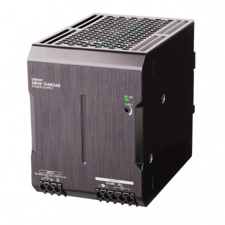 Kapcsolóüzemű tápegység 100-230 VAC / 48 VDC 10 A / 480 W