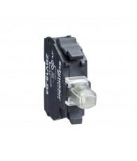 LED modul, előlapra, 230VAC, fehér