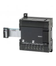 Analóg be/kimeneti modul, CPM1, CPM1A, CPM2A , CP1L, CP1H típusú PLC-khez, 2 db 0 - 10 V, 1 - 5 V, 4 - 20 mA 1/6000 felbontású a