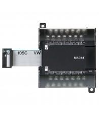 Analóg be/kimeneti modul, CPM1, CPM1A, CPM2A , CP1x típusú PLC-khez, 4 db 0 - 5 V, 1 - 5 V, 0 - 10 V, +-10 V, 0 - 20 mA, 4 - 20