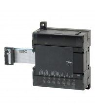 Analóg hőmérő bemeneti modul 4 db 12 bit felbontású K és J típusú hőelem bemenettel