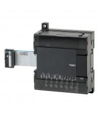 Analóg hőmérő bemeneti modul 4 db 12 bit felbontású K és J típusú hőelem bemenettel, valamint 2 db 1 - 5 V, 0 - 10 V, 4 -20 mA 1