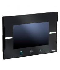 """Programozható 7""""-os touch-screen terminál 800x480 képpontos, 152 x 91 mm-es hasznos képernyofelülettel, színes (24 bit) teljes"""