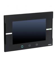 """Programozható 9""""-os touch-screen terminál 800x480 képpontos, 197 x 118 mm-es hasznos képernyofelülettel, színes (24 bit) telje"""