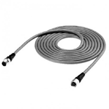 Safety sensor accessory, F3SG-R Advanced, emitter extension cable M12 5-pin, male/female, 10 m