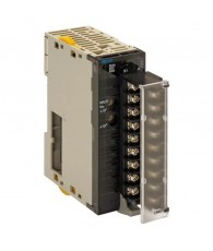 Analóg bemeneti modul 1/40 000 jelfelbontással, 4 db. 0 -10V, -10 - +10 V, 0 – 5 V, 1- 5 V, 4 – 20 mA bemenettel, vezetékszakad