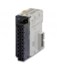 Analóg bemeneti modul 12 bites jelfelbontással, 4 db höellenállás: Pt100 (JIS, IEC), PT1000 (JIS, IEC), JPT100 vagy hőelem: K, J