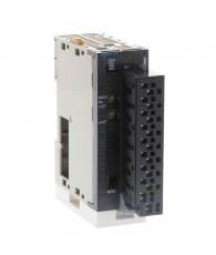 Analóg bemeneti modul 12 bites jelfelbontással, 8 db. 0 -10V, -10 - +10 V, 0 – 5 V, 1- 5 V, 4 – 20 mA bemenettel, vezetékszakadá