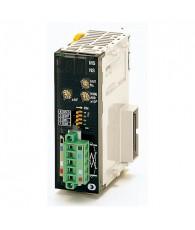 CompoBus/D (DeviceNet) Master modul maximum 63 Slave (32.000 I/O pont) lekezelésére, 100 m kommunikációs távolságig 500.000 Baud