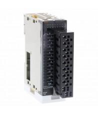 Digitális bemeneti modul 16 db. 24 VDC jelszintű bemenettel, levehető gyorscsatlakozóval.
