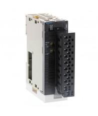 Analóg be/kimeneti modul 12/13 bites jelfelbontással, 4 db 4 - 20 mA, 1 – 5 V, 0 – 5 V, 0 – 10 V, -10 - +10 V-os egyenként válas