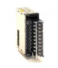 Kontaktus kimeneti modul 8 db független 250 VAC / 24 VDC 2 A terhelhetőségű relé kontaktussal, levehető sorkapcsos csatlakozáss