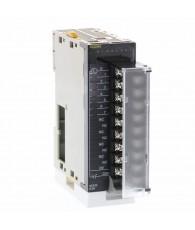 PNP tranzisztoros kimeneti modul 8 db egymástól független kimenettel, egyenként 0,5 A / 24 VDC terhelhetőséggel, elektronikus rö