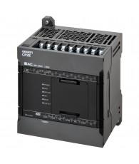 Kompakt PLC CPU 20 I/O 220VAC, NPN tranzisztoros kimenet