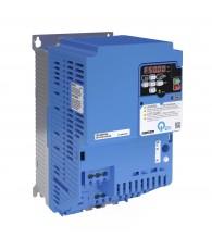 Frekvenciaváltó 400 V, HD: 45,0 A / 22,0 kW, IP20