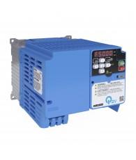 Frekvenciaváltó 400 V, HD: 1,8 A / 0,55 kW, IP20