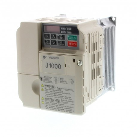 Frekvenciaváltó 400V, HD: 7,2 A / 3,0 kW, IP20