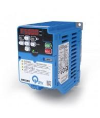 Frekvenciaváltó 1x200V, HD: 1,6 A / 0,25 kW, IP20