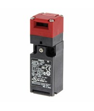 Safety-door switch, D4NS, M20 (1-conduit), 1NC/1NO (slow-action)