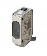 Photoelectric sensor, rectangular housing, stainless steel, infrared laser class 1, time-of-flight, 1000 mm, PNP, Light-ON/Dark-