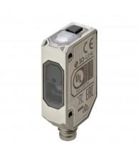 Photoelectric sensor, rectangular housing, stainless steel, infrared laser class 1, time-of-flight, 1500 mm, PNP, Light-ON/Dark-