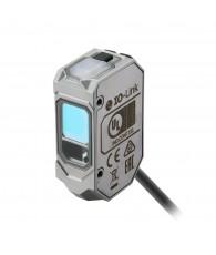 Fotoelektromos érzékelő, érzékelési távolság 35-500mm, PNP-kimenet, 2m beöntött kábellel
