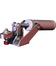 Pneumatic Hold-Down Action Clamp