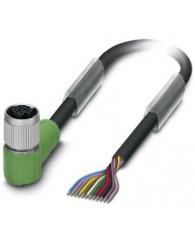 Szenzor/aktor kábel - SAC-12P- 5,0-PVC/FR SCO