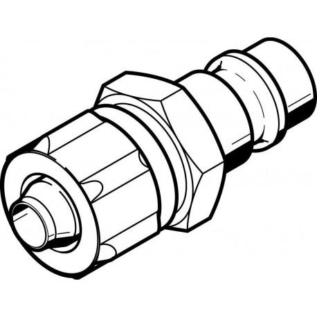 KS4-CK-6 Csatlakozó dugó