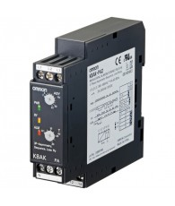 Monitoring relay 22.5mm wide, voltage asymmetry and phase sequence and phase loss in 3 and 4 wire systems, 220 to 480V AC, One S