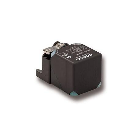 Induktív érzékelő, hasáb alakú, érzékelési távolság 20mm, PNP NO+NC kimenet, M12 csatlakozóval