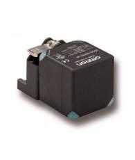 Induktív érzékelő, hasáb alakú, érzékelési távolság 40mm, NPN NO kimenet, M12 csatlakozóval