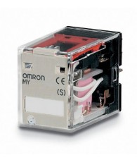 Ipari relé 220/240VAC, 4 váltóérintkezővel (5A)