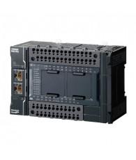Sysmac NX1P CPU 24 digitális bemenettel, 16 digitális NPN tranzisztoros kimenettel, 1,5MB program memóriával, EherCAT interféssz