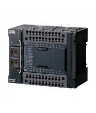 Sysmac NX1P CPU 14 digitális bemenettel, 10 digitális PNP tranzisztoros kimenettel, 1,5MB program memóriával, EherCAT interféssz