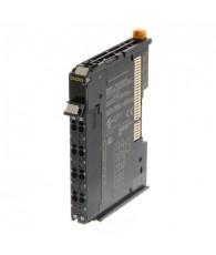 NX típusú analóg kimeneti kártya, 2 db 4-20 mA analóg kimenettel, 1/8000 felbontással.