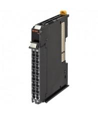 NX sorozatú bemeneti modul erőmérő cellához. Bemeneti jelszint -5,0 - +5,0mV/V, 24 bites felbontással, 125µs mitavételezési időv