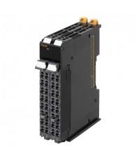NX típusú hőmérő bemeneti kártya, 4 db Pt100/Pt1000 bemenettel, 0,1 °C bemeneti jelfelbontással.