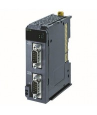NX típusú soros kommunikációs interfész 2 db RS-232C porttal, D-sub csatlakozóval.