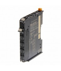 NX I/O power feed unit, 5-24 V DC input, 8 terminals, 10A, screwless push-in connector, 12mm wide