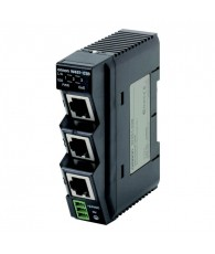 Ipari switch (3 portos).