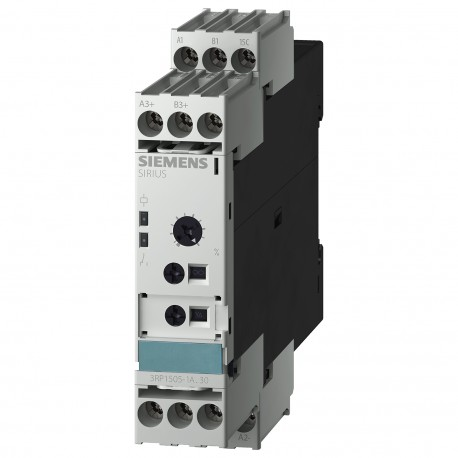Timing relay, multifunction Phase-out product! For further information, contact our sales department 1 CO contact, 8 functions 1