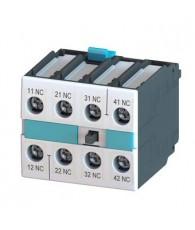 MOUNTING BLOCK DIN EN 50005, 4-POLE, 4NC