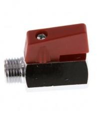 "Mini gömbcsap 3831-1/4"" K/B"