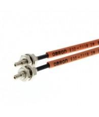 Adó-vevős száloptika, M4-es méretű, felhasználható erősítő E3X-NA_, E3X-NAG_ , E3X-NA_ F